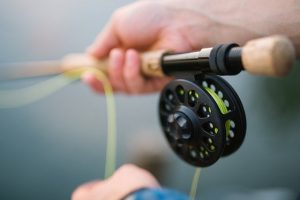 趣味の釣り